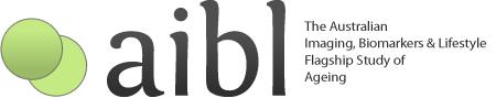 Australian Imaging, Biomarker & Lifestyle Flagship Study of Ageing logo